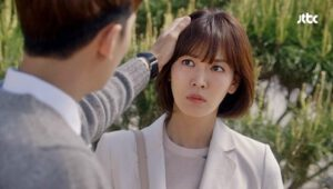 Fall in Love with Soon Jung: 1×12